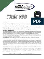 Hulk 150