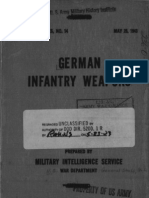 German Weapons of WW 2