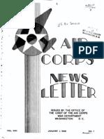 Air Force News ~ Jan-Jun 1939