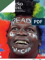 El Pais Sudafrica 2010 - Un sueño mundial