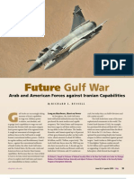 Arab and American Forces Against Iranian