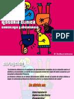 1. Historia Clinica en Ginecologia y Obstetricia