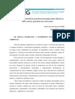 OLHARES DE ALUNOS DE EJA EM ESPAÇOS SEGREGADOS