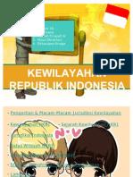 Kewilayahan Republik Indonesia