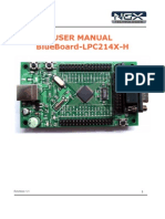 Blueboard LPC2148-H User Manual Ver1.1