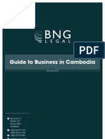 Guide to Business in Cambodia