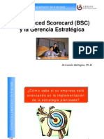 Balanced Scorecard & Sofware