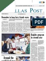 The Dallas Post 01-01-2012