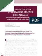 GLUCOSAMINA SULFATO CRISTALIZADA