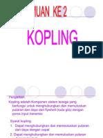 Sistem Kopling