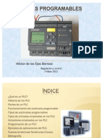 Autómatas programables (PLC)