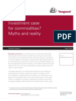 Commodities as Asset Class