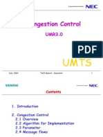 Congestion Control UMR3.0