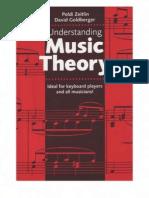Zeitlin, Poldi and Goldberger David - Understanding Music Theory