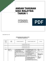 rancangan tahunan thn 1 (2012)