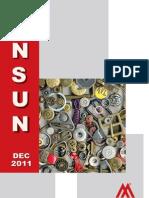 Ansun Product eCatalogue Dec 2011