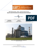 Re Powering Coal Gas and Oil Fired Plants - Paper