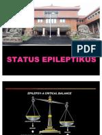 Status Epileptikus and Koma