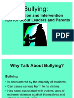 BSA bullyingprevention
