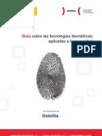 Guia de Tecnologias Biometricas