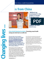 Changing Lives China