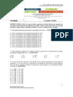 CUARTA SERIE DE EJERCICIOS DE FÍSICA III