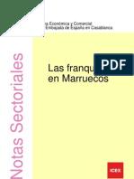 Franquicias en Marruecos