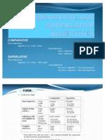 Comparative & Superlative Adjectives (1)