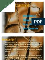 Convencion Colectiva Charla de Etik