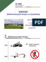 EMI EMC Tubitak