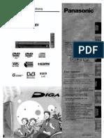 Panasonic DMR-EZ48V Owners Manual