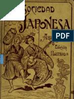 LA SOCIEDAD JAPONESA_ANDRÉS BELLESSORT