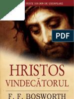 Hristos Vindecatorul de Fred Francis Bosworth