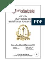 35559961 Derecho Constitucional Peruano Usmp