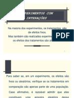 CURSO DE EXPERIMENTAÇÃO 6