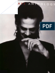 Nick Cave - Anthology Songbook)