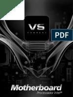 Manual Intel vs H55MX S