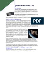 El Sistema de Posicionamiento Global y Los Receptores Gps