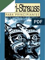 Levi-Strauss Para Principiantes