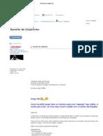 Imprimir - Receita Da Caipirinha
