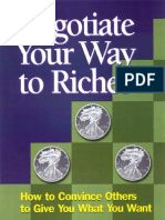 Negotiate Your Way to Riches