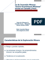 5 Experiencias Canad y Per - j de Orbegoso