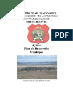 PDM machacamarca