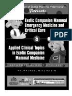 AEMV 2009 Conference Full Proceedings