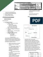 1.1 Fundamentals of Environmental Health