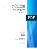 Photoshop CS3 Tutorial