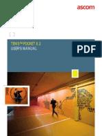TEMS Pocket 8.2 User's Manual