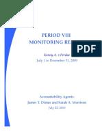 Kenny A Period VIII July 2010