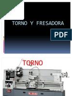 TORNO Y FRESADORA