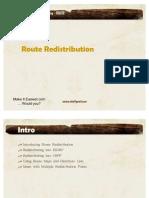 08-Route Redistribution v0.2